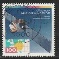 PIA - GERMANIA :  1991 : Europa CEPT - L' Europa E Lo Spazio - Satelliti - (Yv 1359) - Spazio
