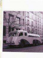 Camion Citerne Latil Avec Publicité Pour 'Pernod Pils'  -  15x10cms PHOTO - Camions & Poids Lourds