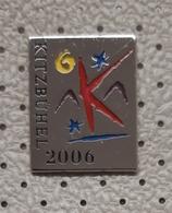 PIN'S   PIN AUSTRIA KITZBUHEL 2006 - Pins