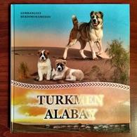Book - Photo Album - TURKMEN ALABAY - Gurbanguly Berdimuhamedov 2019 - Livres, BD, Revues