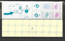 Boekje 12 Maal 2   ( Met En Zonder Telblok )   * *  Postfris Zonder Scharnier - Booklets 1953-....