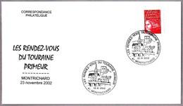 Les Rendez-vous Du Touraine Primeur. TURISMO. Puente - Bridge. Montrichard 2002 - Otros