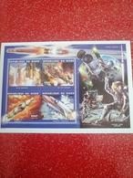 Bloc Feuillet 1999 Sur L'espace. - Space