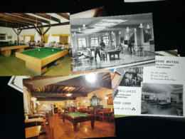 Postcards Sports Biliardo Billiard .total 14 Postcards - Altri