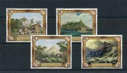 """Pitcairn - Mi.Nr. 932 / 935 - """"Pitcairn In Der Kunst"""" ** / MNH (aus Dem Jahr 2015) - Sellos"""