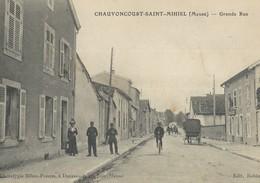 Chauvoncourt  -Saint-Mihiel   Grande Rue - France