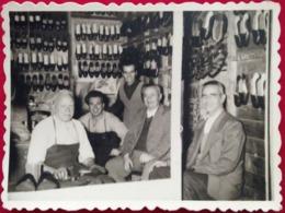 Greece, Drama, Δραμα 1960s Shoemaker Shop , Υποδηματοποιειον. - Places