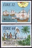 Ireland 1992, CEPT (MNH, **) - Europa-CEPT