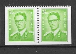 1563 E    * *  Postfris Zonder Scharnier - Carnets 1953-....