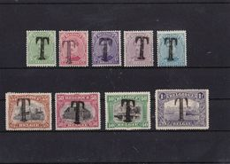 TIMBRES BELGIQUE  TAXE   TX 17/25X - Stamps