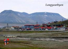 Svalbard Islands Longyearbyen New Postcard Spitzbergen AK - Norway