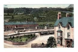 Portmadoc. Queen's Hotel. (2156) - Altri