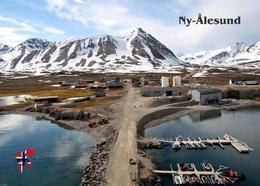 Svalbard Islands Ny-Alesund New Postcard Spitzbergen AK - Norway