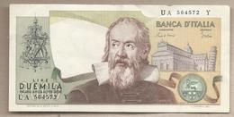 Italia - Banconota Circolata Da 2.000 Lire P-103c - 1983 #18 - 2000 Lire