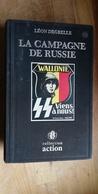BELGE - ALLEMAND - WW2 - REX - LEGION WALLONIE - REXISTE - REXISME - 16 - Books
