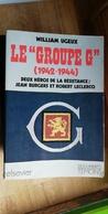 BELGE - ALLEMAND - WW2 - REX - RESISTANCE - SAS - 4 - Books