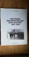 BELGE - ALLEMAND - WW2 - REX - RESISTANCE - BATAILLON DE FUSILIERS 01 - Books