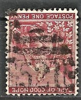 Cape Of Good Hope BONC 521 = BEACONSFIELD. - Südafrika (...-1961)
