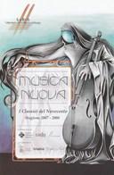 """Eventi - Milano - Musica Nuova """" I Classici Del Novecento """"  - - Manifestazioni"""