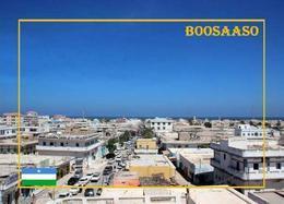 Somalia Puntland State Bosaso View Boosaaso New Postcard - Somalia
