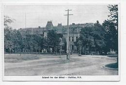 Halifax - School For The Blind - Halifax