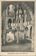 Ansichtskarte Oberdollendorf Kloster Heisterbach Inneres Der Chorruine 1911 - Alemania