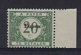 "OC103-V2** : ""e"" Cassé,, Dans ""Eupen"" (t71/80) - [OC55/105] Eupen/Malmedy"