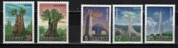 ( 348)  LOT Taiwan  **/MNH, Mi.-Nr. 2599/1+2604/5, Pracht - 1945-... Republik China