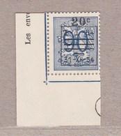 1954 Nr 942** Postfris Zonder Scharnier,cijfer Op Heraldieke Leeuw. - 1951-1975 Heraldic Lion