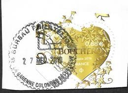 FRANCE  2019  -  YT 5292  - Coeur - Boucheron    - Oblitéré - Oblitérés