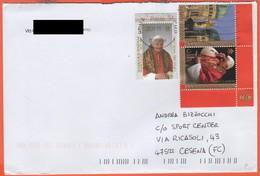 CITTA' DEL VATICANO - VATICAN CITY - 2019 - 0,45 Habemus Papam Benedictus XVI + 0,65 Benedetto XVI Aetatis Anno LXXX - V - Vaticano