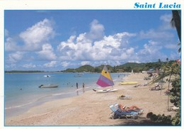 Postcard Saint Lucia West Indies  My Ref  B24037 - Saint Lucia