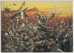Christos Achilleos 1992 #78 Berserker FPG Cards - Trading Cards