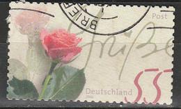"""PIA - GERMANIA - 2003 : Francobollo Di Messaggio """"Saluti"""" - (Yv 2145) - Usati"""