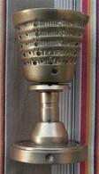Coquetier, Bougeoir WW1 14 18 Artisanat De Tranchee Fusee D Obus - 1914-18
