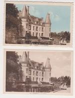 27256 Lot 4 Quatre Cpa -ELVEN TREDION Le Chateau -Laurent Nel N°136 474 264 (N&B Et Colorisé) - Elven