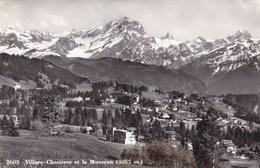 Villars - Chesières Et La Muveran (pk66592) - Zonder Classificatie