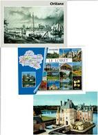 45 / LOIRET /  Lot 700 C.P.M. écrites - Cartes Postales