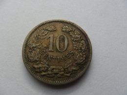 10 Centimes 1901 Adolphe - Luxembourg