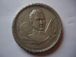 Boulogne Sur Mer - France, Médaille Argent , Inauguration De La Casa De San Martin En Boulogne Sur Mer 1928 - France