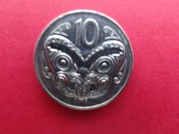 New Zealand  10  Cents  1987  Km 61 - Nouvelle-Zélande