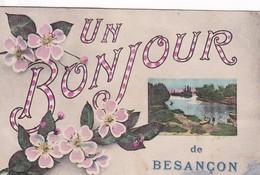 Besancon Un Bonjour De Besancon ETAT - Besancon