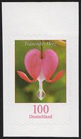 3034 Blume Tränendes Herz 100 Cent, SELBSTKLEBEND Aus Folienblatt 33, ** - BRD
