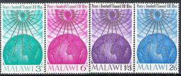 Malawi N° YVERT 18/21 NEUF ** - Malawi (1964-...)