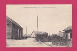 62 - RIENCOURT LES CAGNICOURT - Rue De Bullecourt - France