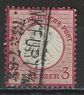 Deutsches Reich Mi 9 O - Allemagne