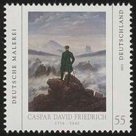 2840 Caspar David Friedrich ** - [7] Repubblica Federale