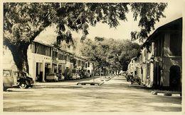 Malaysia, PORT DICKSON, Negeri Sembilan, Street Corner Jalan Bahru (1920s) RP - Malaysia