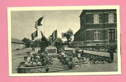 C.P. Jalhay =  Le  Monument  Aux  Morts 1914-1918  Et  1940-1945 - Jalhay
