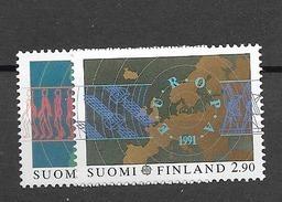 1991 MNH Finland, Postfris** - Unused Stamps